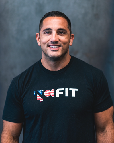CrossFit Games world champion, author, lifelong competitor And Founder and CEO of NCFIT - Jason Khalipa