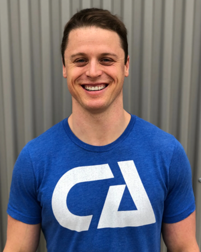 Founder of Central Athlete - Jesse O'Brien