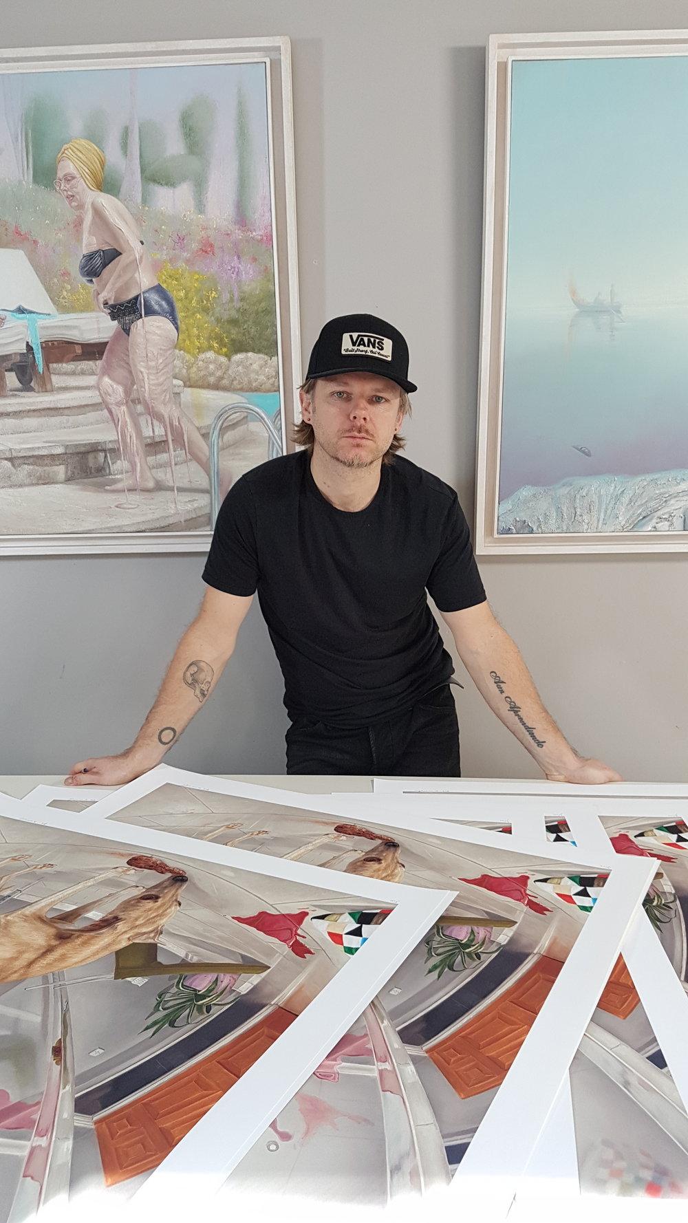 The Artist RM Kavanagh