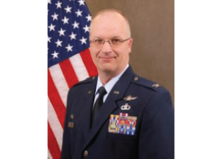 Colonel Chris A. Snyder - Kansas Air National Guard   Colonel Chris A. Snyder, Commander, 184th Cyber Operations Group, Kansas Air National Guard, McConnell AFB. As the execution arm of Air National Guard network operations, Snyder's group oversees the operations, maintenance and defense of the Air National Guard portion of the Department of Defense Information Network.