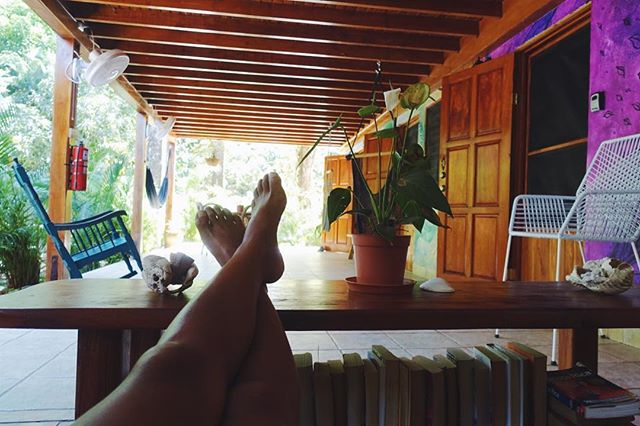 Don't forget to put your feet up... or feel guilty about it - you deserve it! 🌝🌿