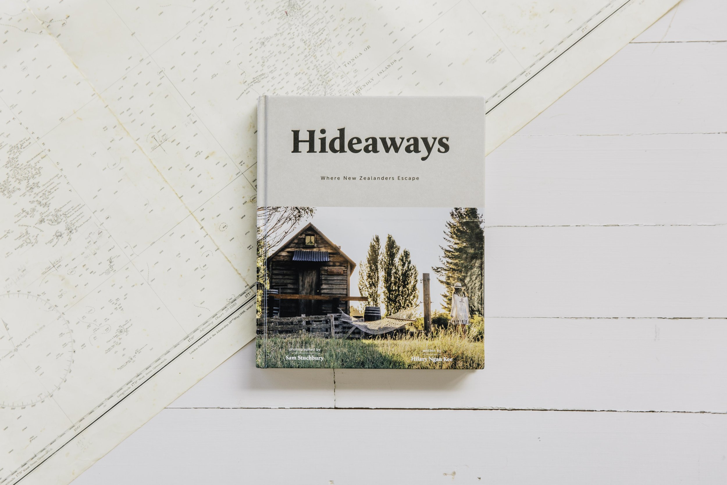 Hideaways. Where New Zealanders escape