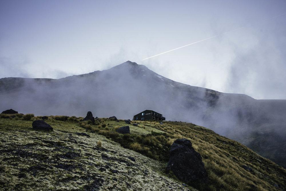 Tahurangi Lodge - MOUNT TARANAKI