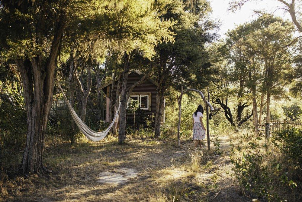 Blockhill Eco Cabin - PARNASSUS