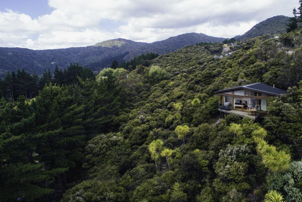 Kokohuia Lodge - HOKIANGA HARBOUR
