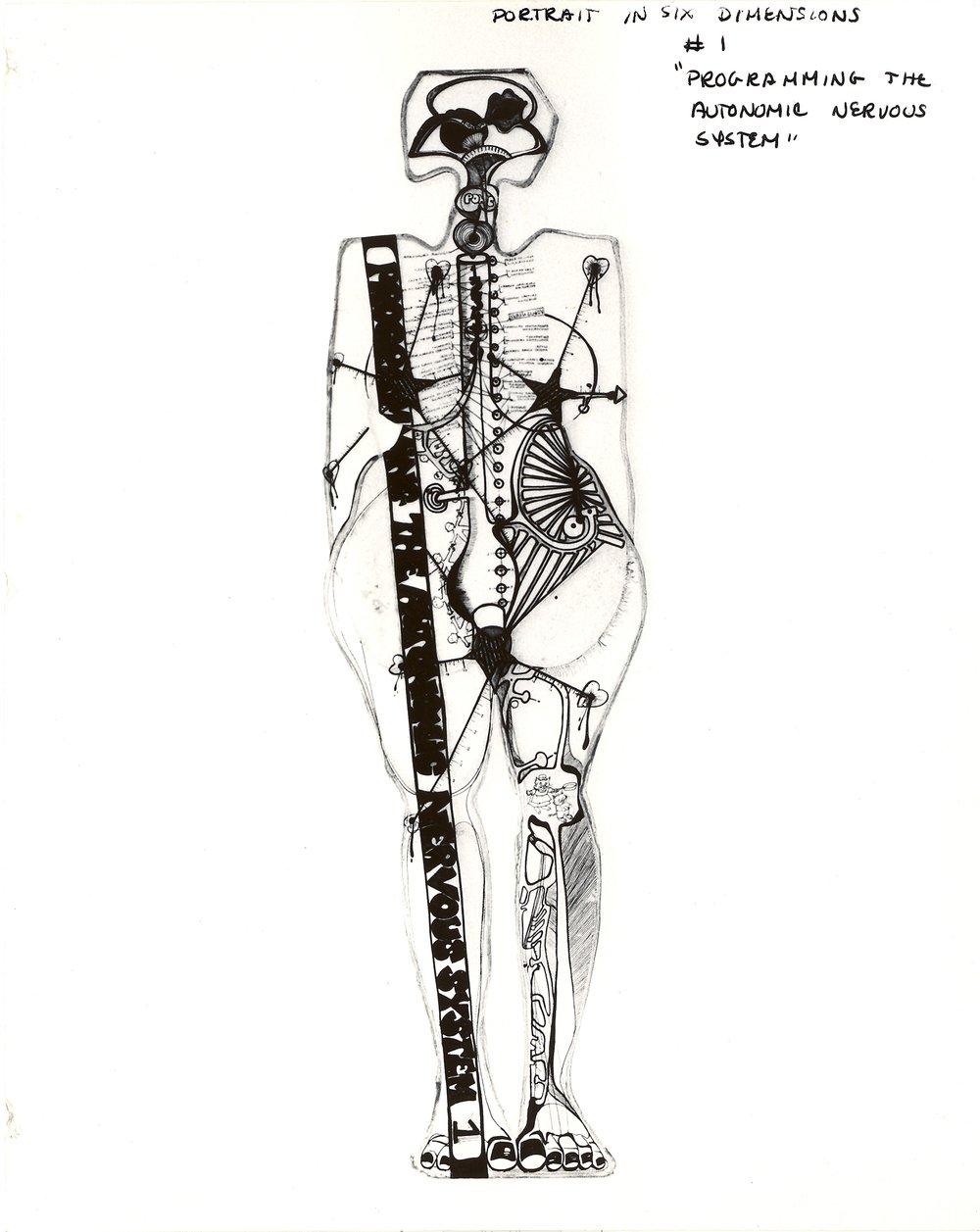 Portrait in Six Dimensions - Panel 1 - Programming the Autonomic Nervous System.jpg