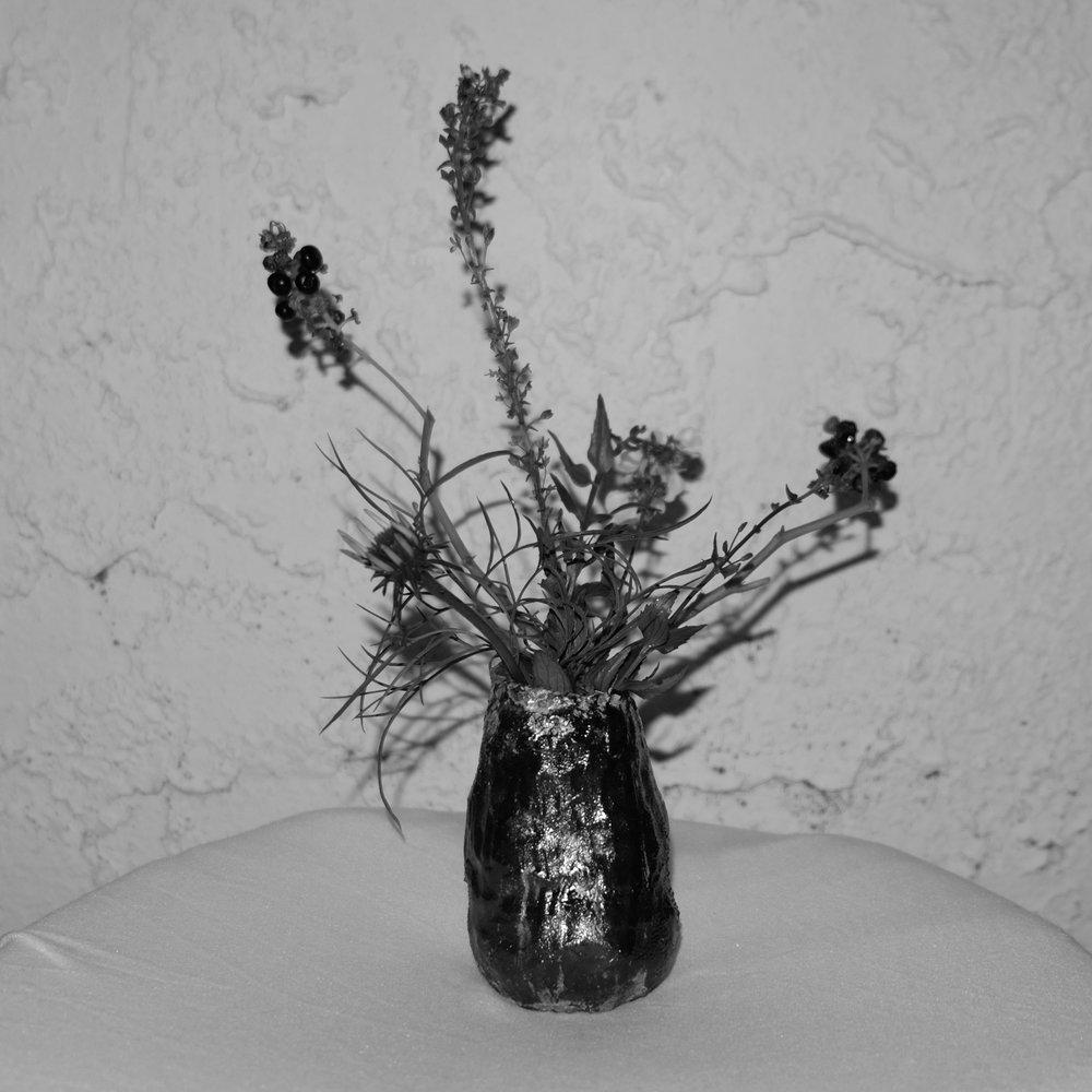 Spooky Bud Vase $26