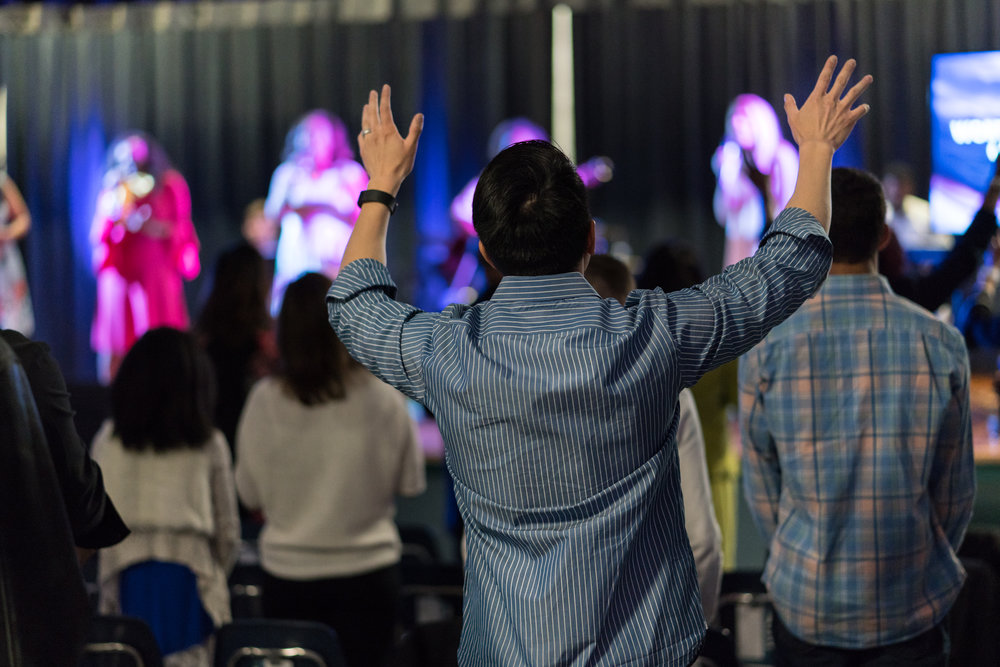 WORSHIP - Our passionate response to God's passionate pursuit of us...