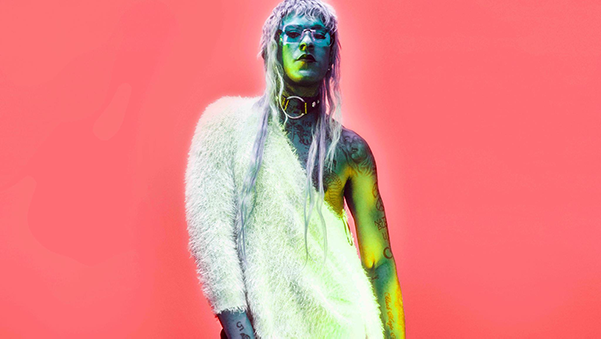 Mykki Blanco: The Worlds I Inhabit - Thursday March 8, 2018University of California, Los Angeles