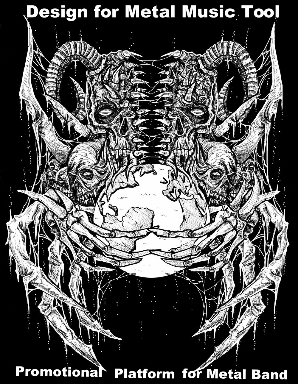 Metal Music Tool