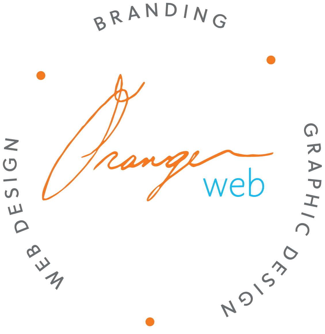 Orange Web Design & Branding