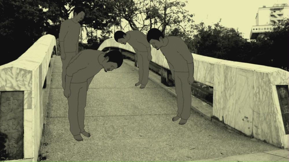 许哲瑜《1970年11月11日》2012.