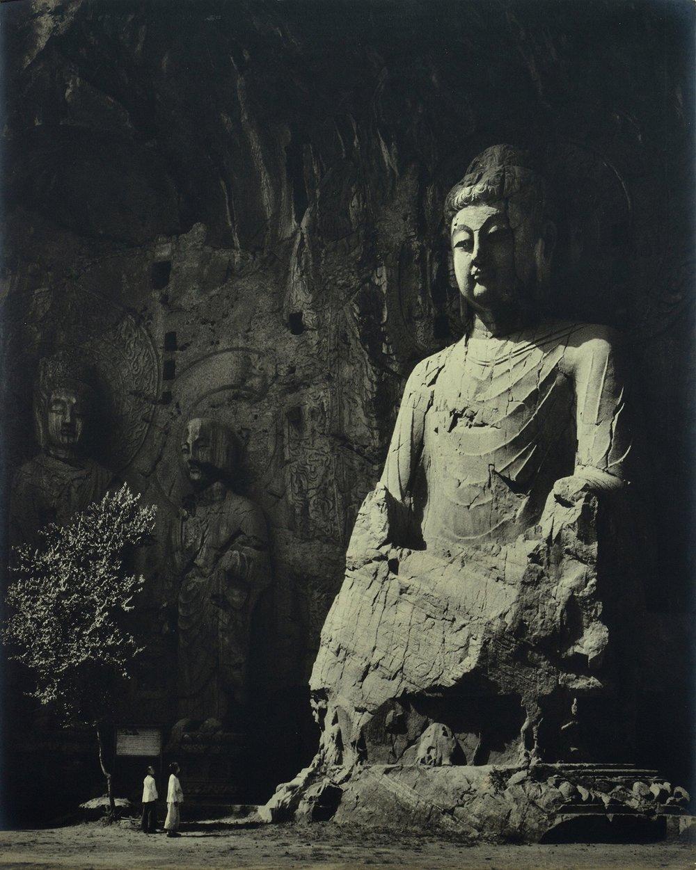 薛子江, 龙门石佛