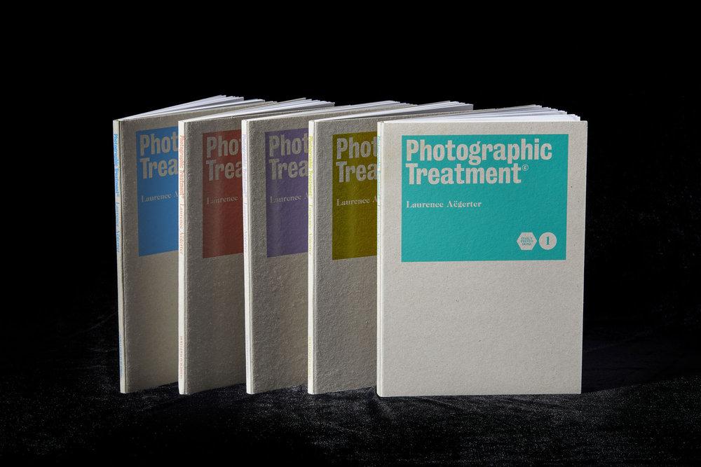 作者书奖得主  洛朗斯•埃格尔特  《摄影处理》  戴威•刘易斯出版社,英格兰斯托克波特