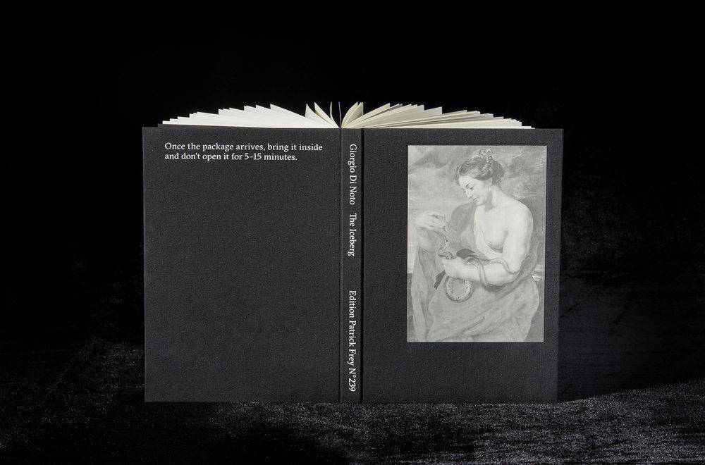 作者书奖特别提名  吉奥尔吉奥•迪•诺托  《冰山》  帕特里克•弗赖出版社,瑞士苏黎世