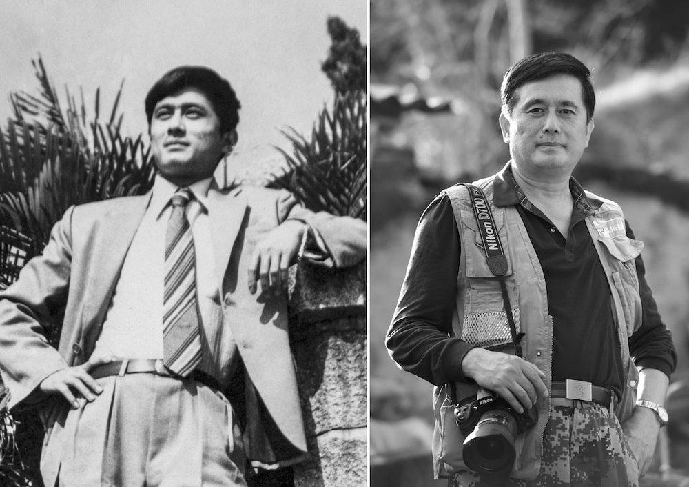 焦红辉  1980 和 2010年代