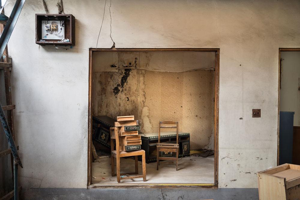 朴起好,《北阿峴洞》,2013年。图片由艺术家提供。