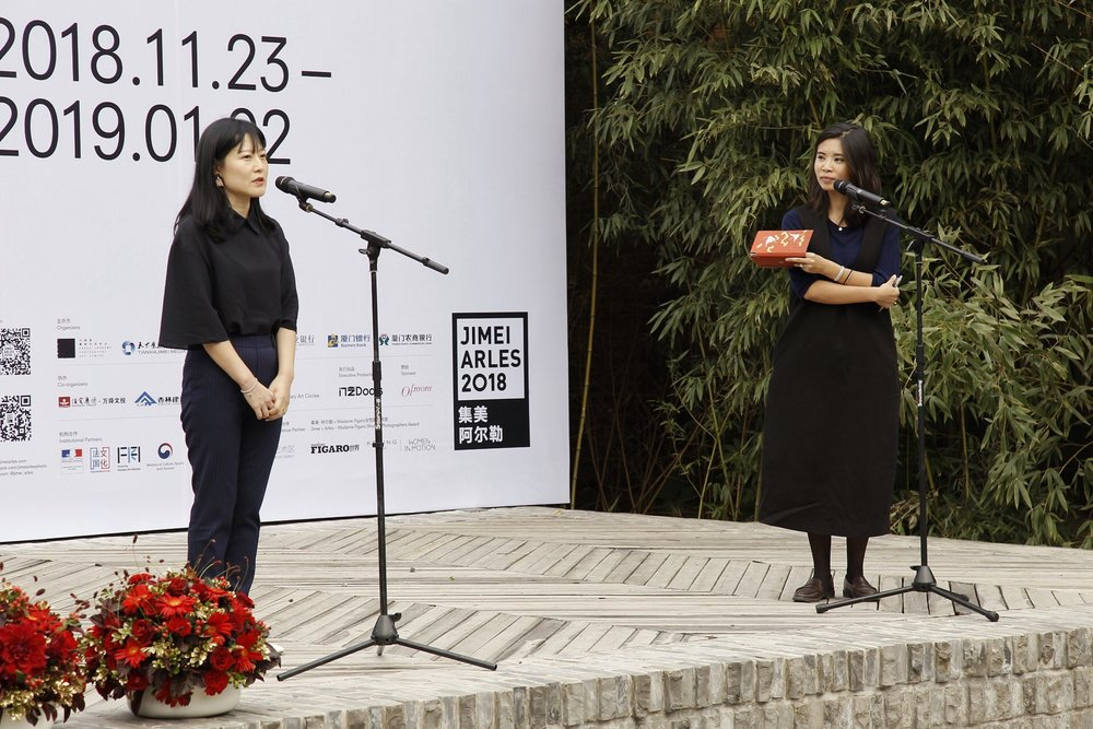 郭盈光:摄影师,2017集美·阿尔勒 x Madame Figaro女性摄影师奖得主