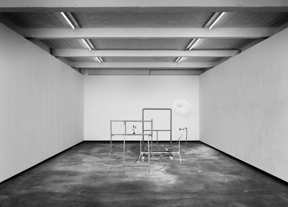 李榮浩, Clinamen - Matter Misprision, 2018, 喷墨打印, 127cm x 95cm