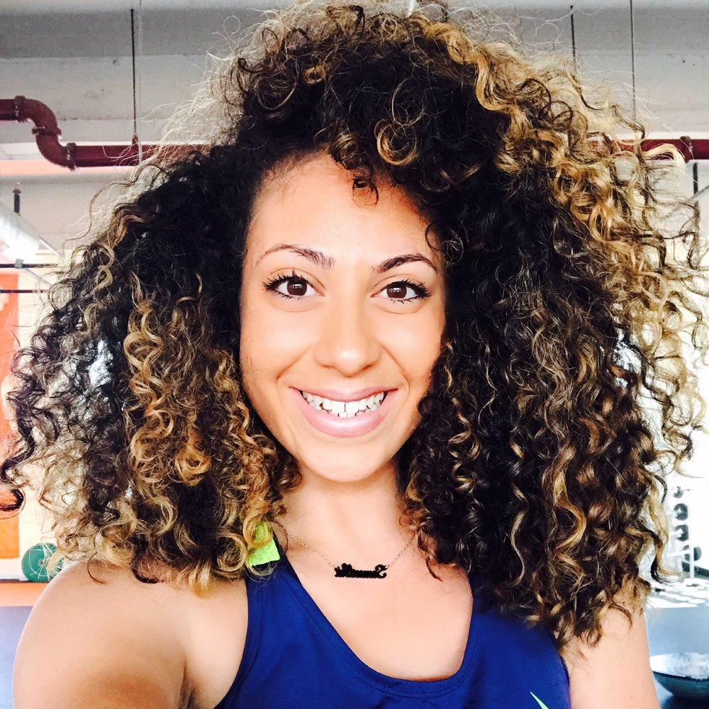 Samantha Ortiz - Founder of Triple Threat BootcampInstagram: @so_manti