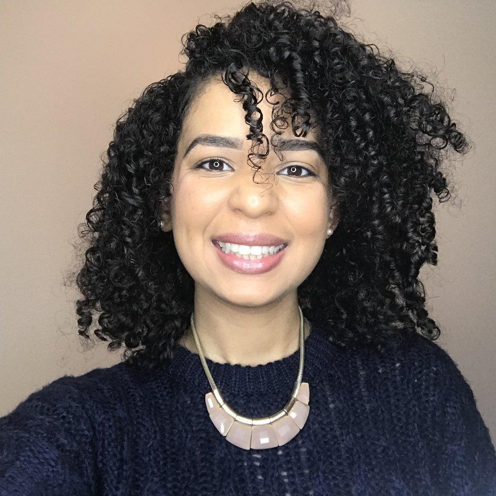Christel Mendez - Founder of My Sister's CurlsInstagram: @mysisterscurls