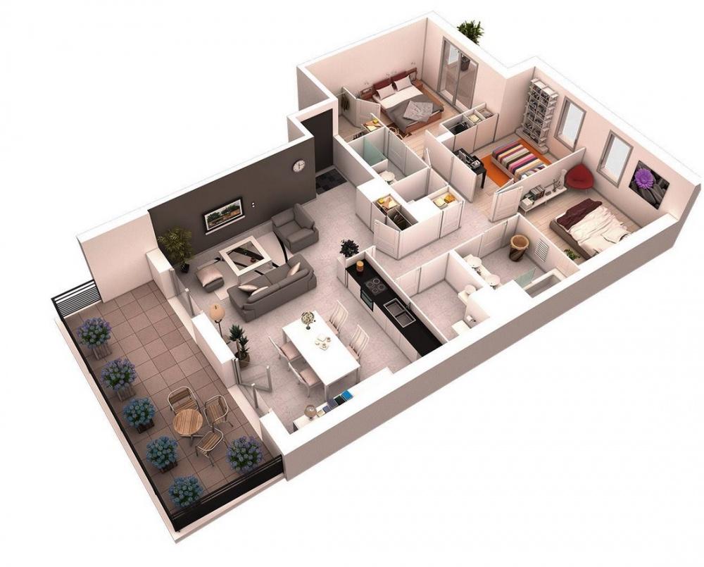 3d floor plans bhq design australia 3d photo realistic rendering