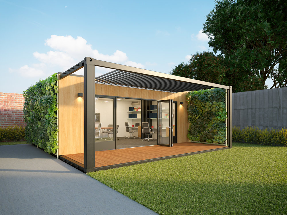 ECO - DUO Office Pod - Garden.jpg