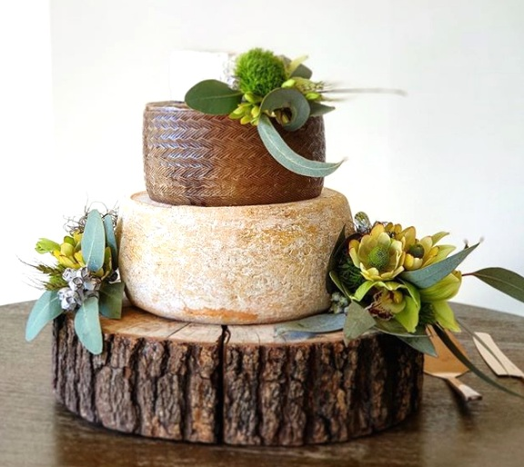 Celebration Towers - A stunning event centrepiece for any cheese lover.