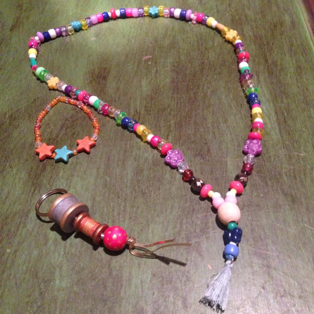 Jewelry & Key Chains - With Ms Tonya