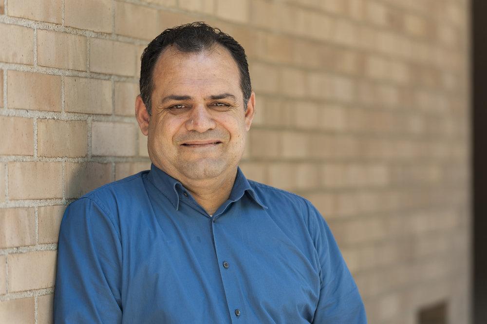 Sheikbrim Nassan - «Ich bin sehr dankbar für alles, was ich in diesem Jahr gelernt habe: Themen wie Islam,Missionsgeschichte, praktische Anleitungenund Kurse haben mich auf dem Weg, Evangelist zu werden, vorwärts gebracht.»