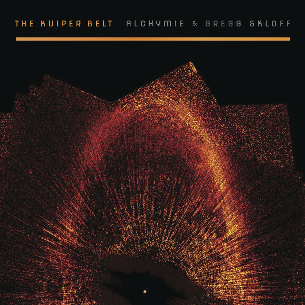 The Kuiper Belt by Alchymie & Gregg Skloff