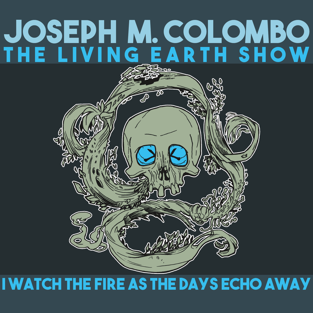 I Watch the Fire as the Days Echo Away by Joseph M. Colombo