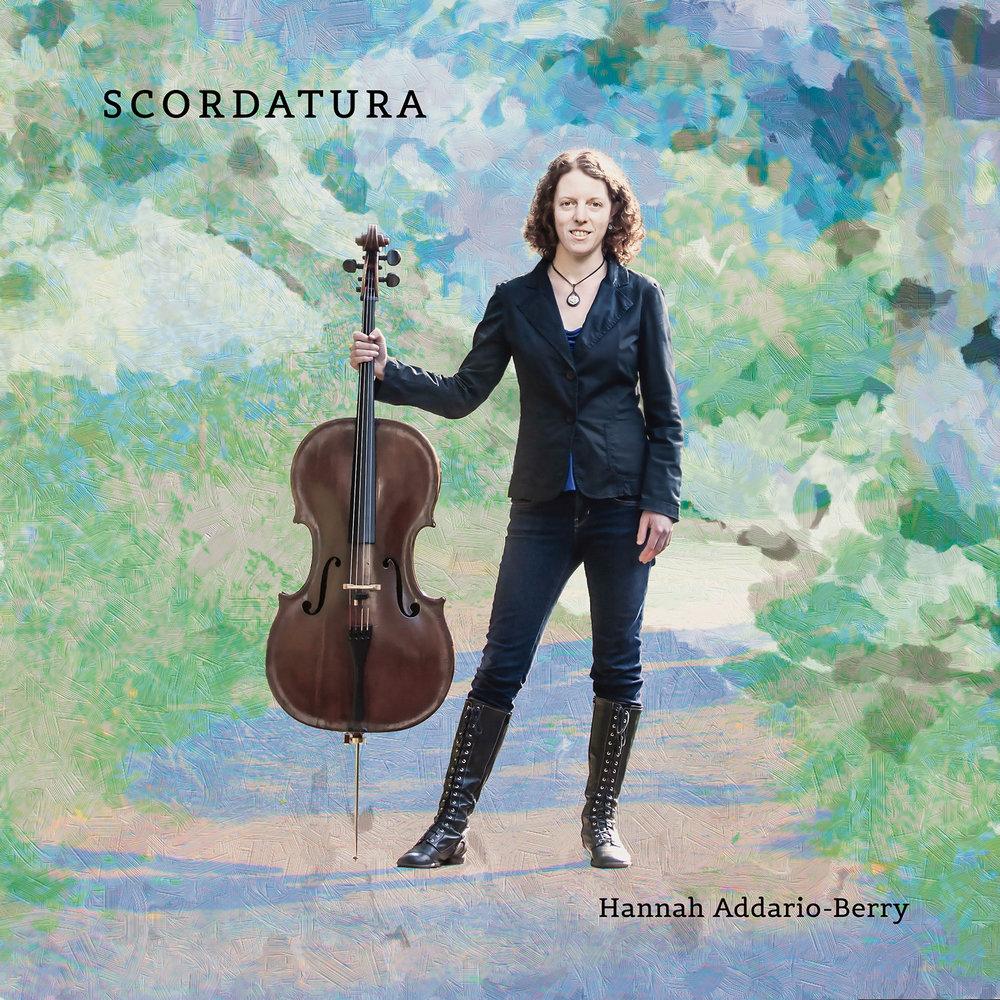 Scordatura by Hannah Addario-Berry