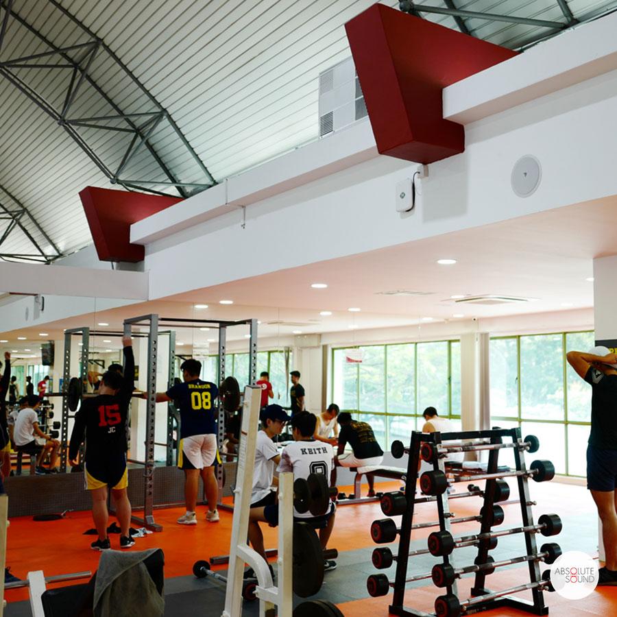 Toa Payoh Sports Hub