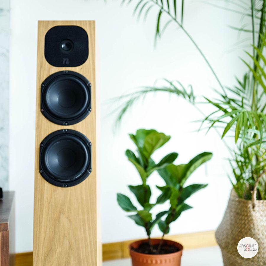 Neat Acoustics Motive SX1<strong>Natural Oak</strong>
