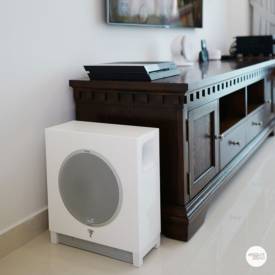 Focal Sub Air<strong>White High Gloss</strong>