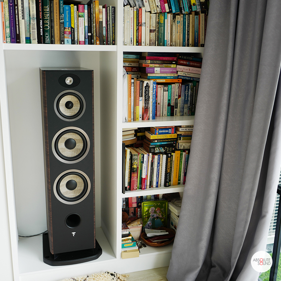 Focal Aria 948<strong>Walnut</strong>
