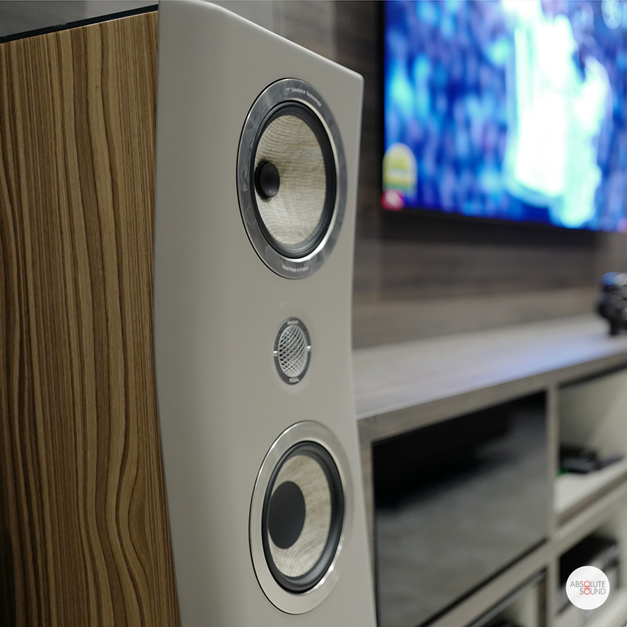 Focal Kanta N2<strong>Warm Taupe</strong>
