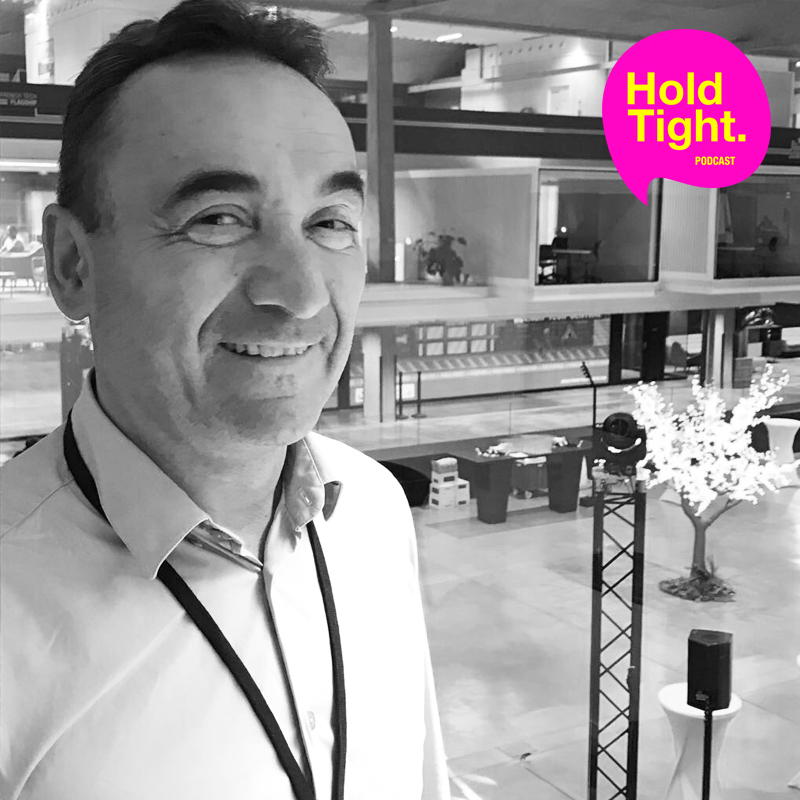 After two decades in sales, across 4 countries, Philippe Maziere shares his best sales advice with our Hold Tight community. A must-hear for any entrepreneur or business developer looking to make it happen.