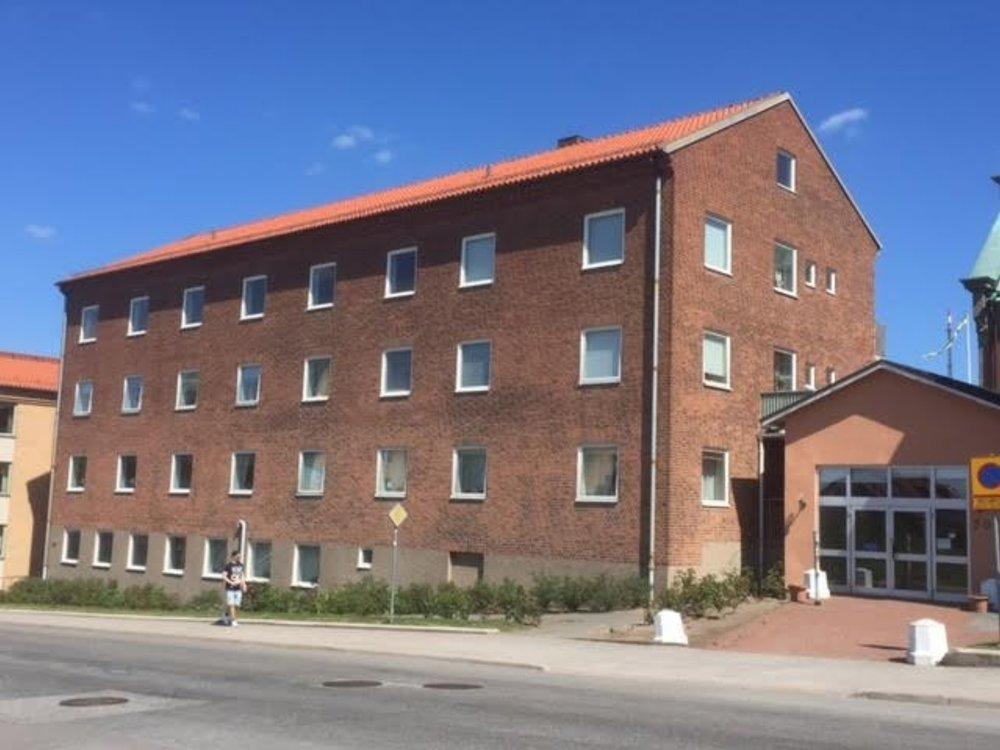Hus B - Korttidsboendet Rosengården