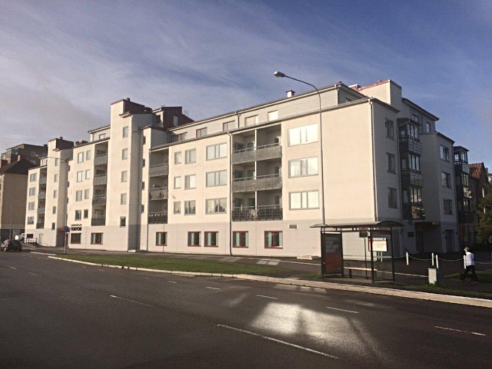 Hus D - +55 boendet Sunnavägen 15