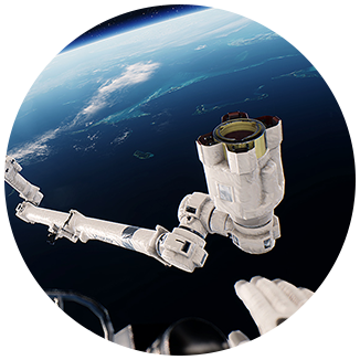 IVA/EVA Scenario Development - From private aerospace to theoretical post-ISS missions, scenario design and development is key to utilizing the full extent of interactive Virtual environments.Opaque Space is able to recreate scenarios ranging from connecting fluid lines to simple generic-hand operations in Zero-Gravity