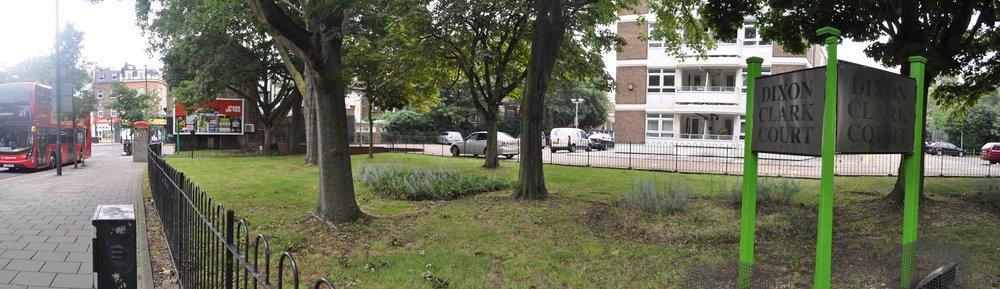 Dixon Clark Court, London