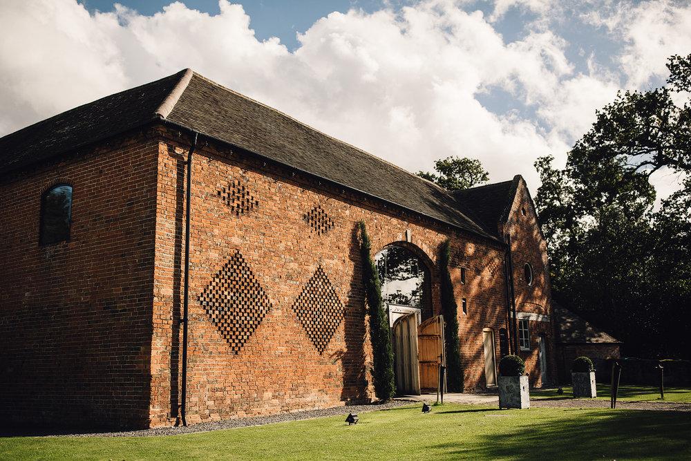 Shustoke Barn    Warwickshire