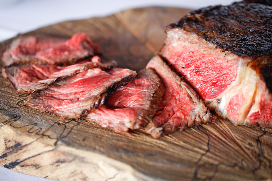 British feast - Rustic beef, lamb or chicken on the BBQ from £51 per head