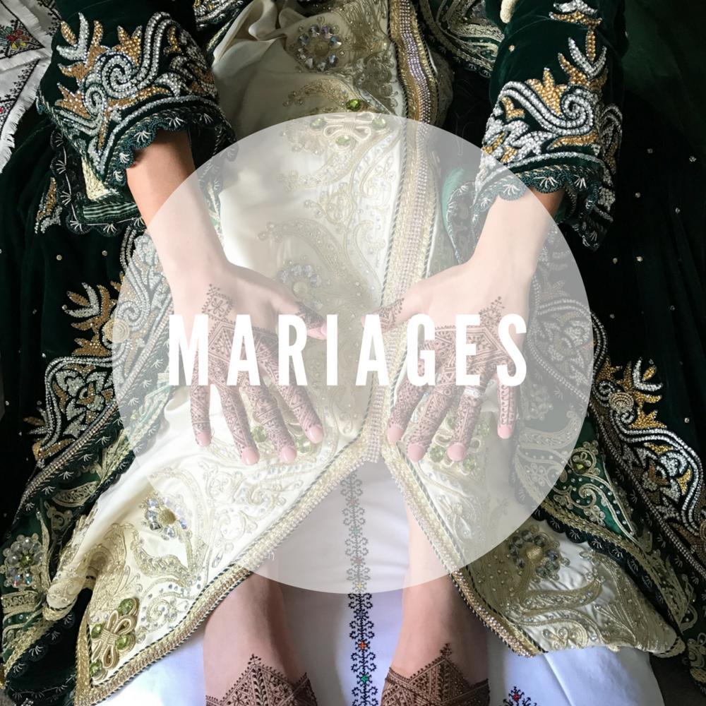 mariage cérémonies arts of zaman