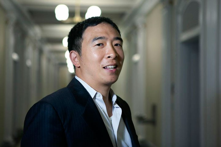 Andrew Yang  Founder, Venture for America