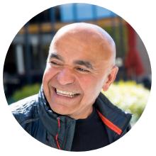 Kamran Elahian   , Founder and Chairman of Global Innovation Catalyst