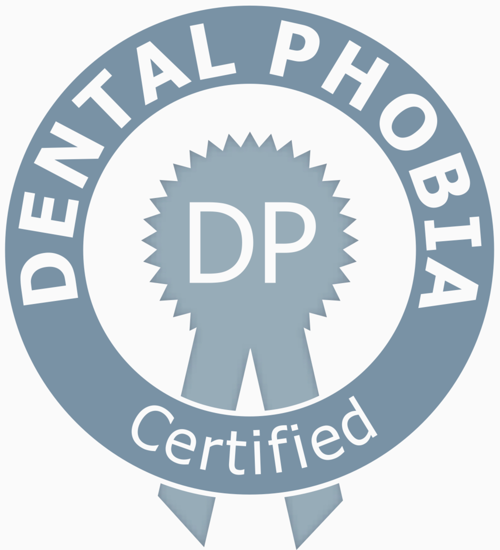 DentalPhobia Certified