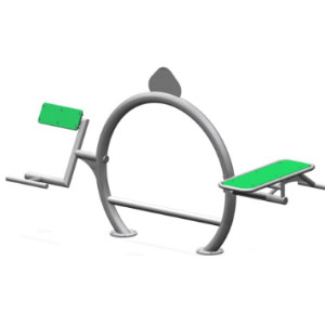 Bench & Back Trainer